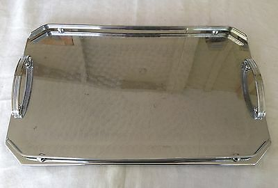 COLLECTABLE - VINTAGE RANLEIGH WARE SERVING TRAY. C.1950/60's
