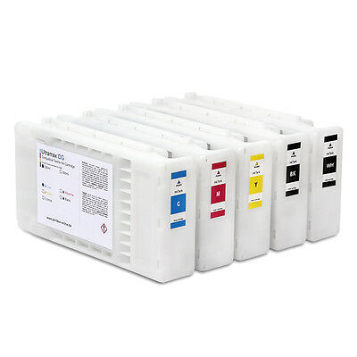 600ml Druckerpatrone Ink Cartridge alternativ für Epson® SureColor SC-F2000
