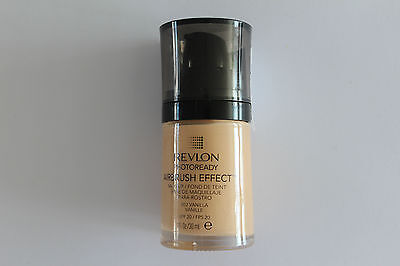 Revlon Photoready Airbrush Effect Foundation SPF20 30ml - Please Choose Shade: