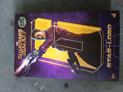 Star-Lord Hot Toys SPECIAL Version Figure MIB Guardians of the Galaxy STARLORD