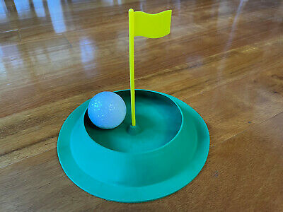 JOSAN All Direction Plastic Golf Putting Cup Indoor/Outdoor Pratice Training Aid