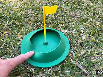 2x JOSAN All Direction Golf Putting Cup Indoor/Outdoor Pratice Training Aid