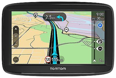 "TOMTOM Start 52 Central Europe Navigationsgerät 12,7cm (5,0""/Zoll) Zentraleuropa"