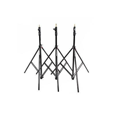 """Manfrotto 1052BAC 93"""" Air Cushioned Aluminum Compact Light Stand - SET OF 3"""