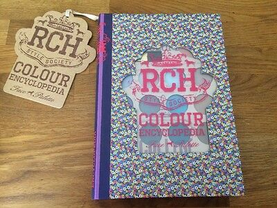 Brand New RCH Colour Encyclopedia Face Palette Make Up Kit Boots