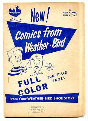 Comics From Weather Bird     Comic Giveaway    Pinky Lee