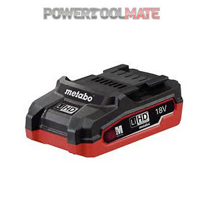 Genuine Metabo 625343000 18V 3.1Ah LiHD Battery Pack