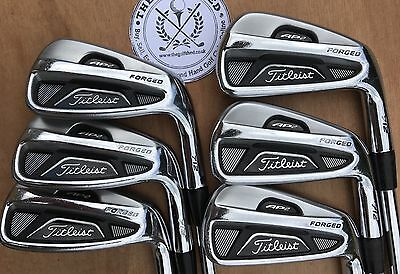 Titleist 712 AP2 Irons 5 - PW - DYNAMIC GOLD S300 SHAFTS