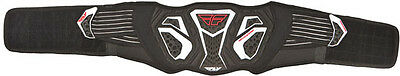 Fly Racing Youth Flight Kidney Belt Black One Size