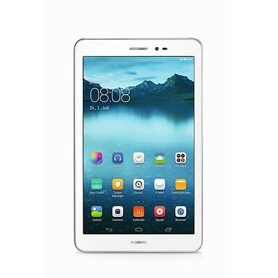 Huawei MediaPad T1 8.0 16GB Wi-Fi 3G Argento-Bianco. Tablet Telefono Android 8""