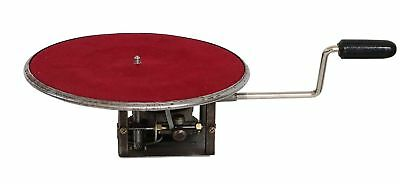 Gramophone engine turntable crank set spare parts antique style