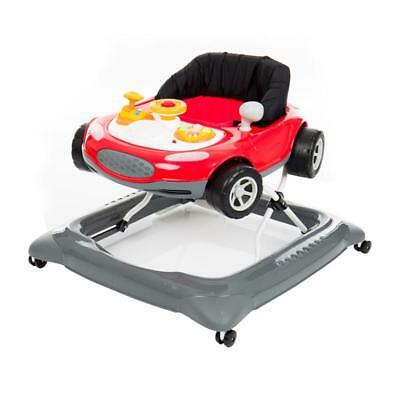 fillikid Infant Run Learning Device Car Grey/Red NEW
