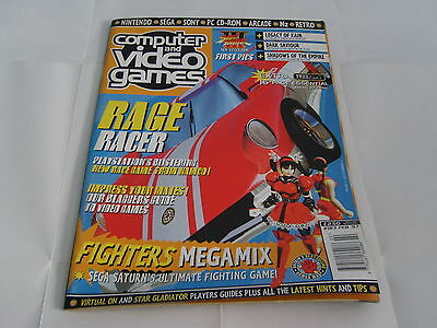 Cvg Computer And Video Games - Games Magazine Issue 183