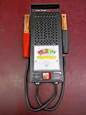 MAC TOOLS BATTERY LOAD TESTER BT3180A 6/12 Volt