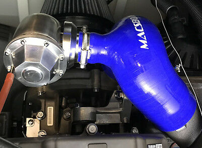 Yamaha FZR FZS SVHO FX GP1800R Supercharger Blow Off Valve  BOV MACSBOOST