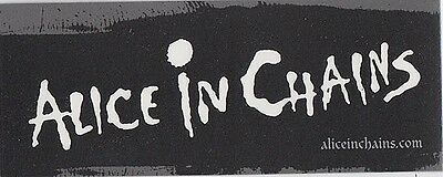 Alice In Chains RARE promo magnet