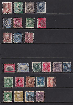 USA - Superior Selection of Early Stamps   (USA10064)