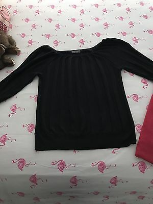 Women's Black Matalan Jumper Size 14