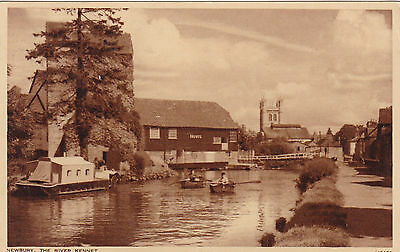 Yp70  Newbury - The River Kennet