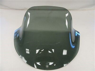 "Tinted Plexiglass Windshield 24 1/2"" X 8 5/8"" X 12 5/8"" Marine Boat"