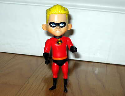 "Disney The Incredibles DASH Action Figure Toy -  Light up ""i"" ~  GREAT GIFT!!"