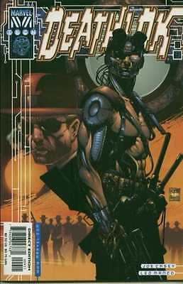 Deathlok (1999 series) #9 in Near Mint - condition. FREE bag/board