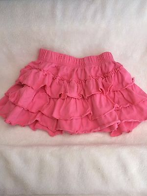 Baby Girls Pink Ra-Ra Skirt by Nutmeg. Age 12-18 months.