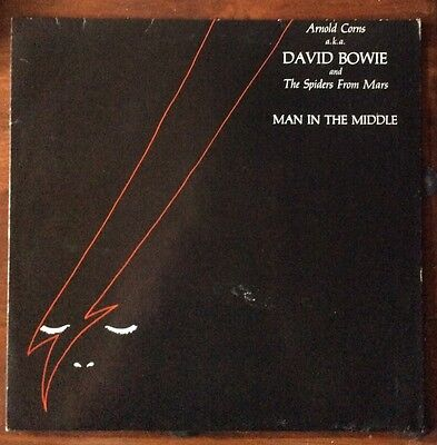 David Bowie A.K.A. Arnold Corns Man In The Middle Rare 12""
