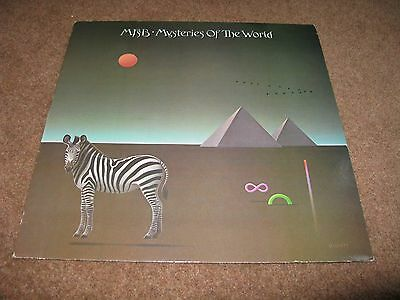 MFSB Mysteries Of The World vinyl LP