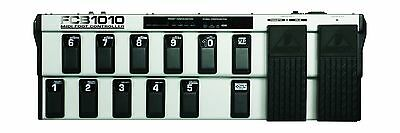 MIDI Foot Controller with 2 Expression Pedals and MIDI Merge Function