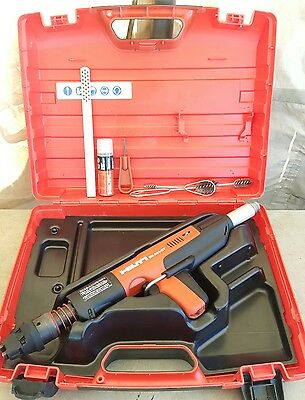 HILTI DX 351-CT  Powder Actuated Tool , nearly new