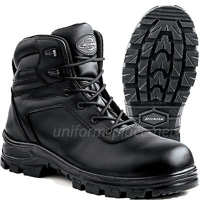 d9112587fa2 DICKIES WORK BOOTS Mens Lance Composite Safety Toe Leather Work Boot DW6335