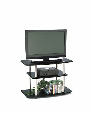 Convenience Concepts 131020 3-Tier TV Stand for Flat Panel TV's Up to 32-Inch...