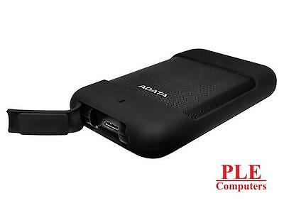 "AData Armoured HD700 2TB USB3.0 2.5"" Black Portable HDD[AHD700-2TU3-CBK]"
