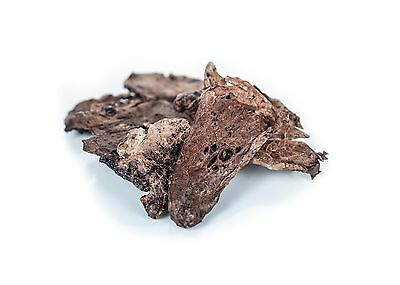 HeroDogTreats All Natural and Healthy Dehydrated Beef Lung Dog Treats 1000gm ...