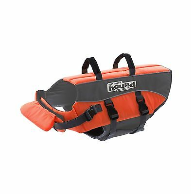 Outward Hound Kyjen 22022 Ripstop Dog Life Jacket Quick Release Easy-Fit Adju...