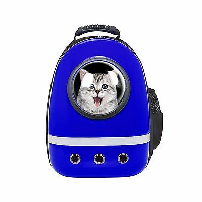 Zuoao Cat Dog Bubble Carrier Bag Astronaut Pet Backpack Airline Approved for ...