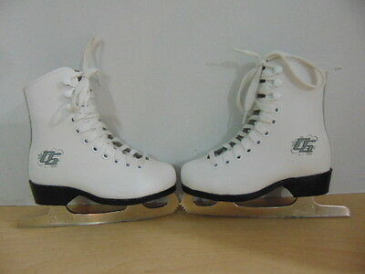 Figure Skates Child Size 8 Toddler CCM 30 Tiny RARE to Find So Small