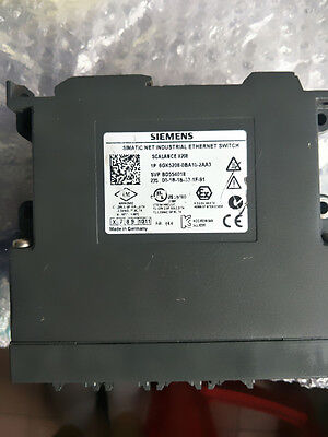 1PC USED SIEMENS 6GK5208-0BA10-2AA3 Tested It In Good Condition