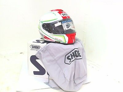 Shoei GT-AIR Expanse Full-Face Motorcycle Helmet X-Large White & Red