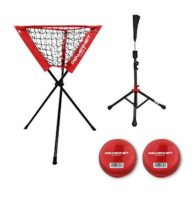 PowerNet Portable Coaches Bundle - Baseball / Cricket / Softball