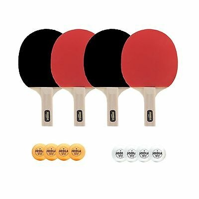 JOOLA 59152 Hit Recreational Racket Table Tennis Set