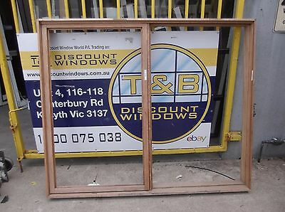 Timber Unglazed Awning Window 1540 H x 1840 W  (Item 3012/13)