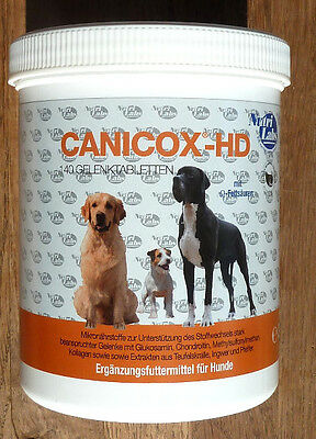 Canicox HD 140 Tabletten 350g MHD 2019 Originalware ! neues Design !