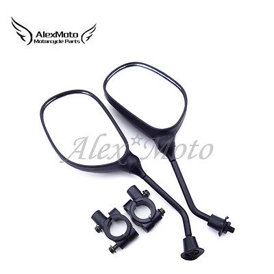 Rearview Mirror Bracket Holder Clamp For ATV Pit Dirt Bike Motorcycle Moped