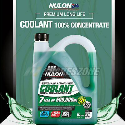 NULON Long Life Concentrated Coolant 5L For TOYOTA Avalon LL5
