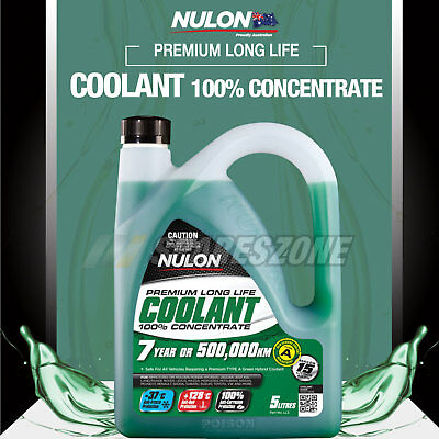 Brand New NULON Long Life Concentrated Coolant 5L For TOYOTA Cressida