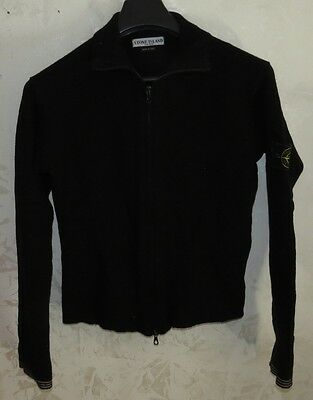 Maglia Pullover Sweater Jersey Stone Island Italy Size M Lana Wool Donna Woman