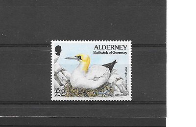 ALDERNEY 1995 Bird £2 Definitive u/m