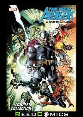 NEW AVENGERS BY BENDIS COMPLETE COLLECTION VOLUME 5 GRAPHIC NOVEL (408 Pages)